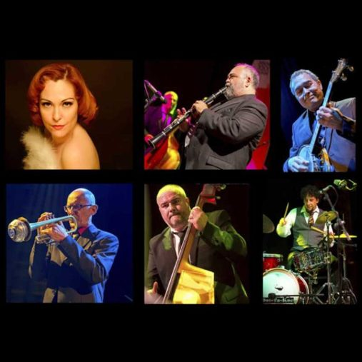 Detalles de Jazz en la Plaza: The Swing Gang con Alessia Desogus
